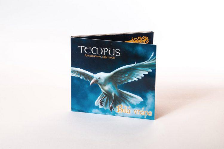 CD Bílá vrána (Tempus)