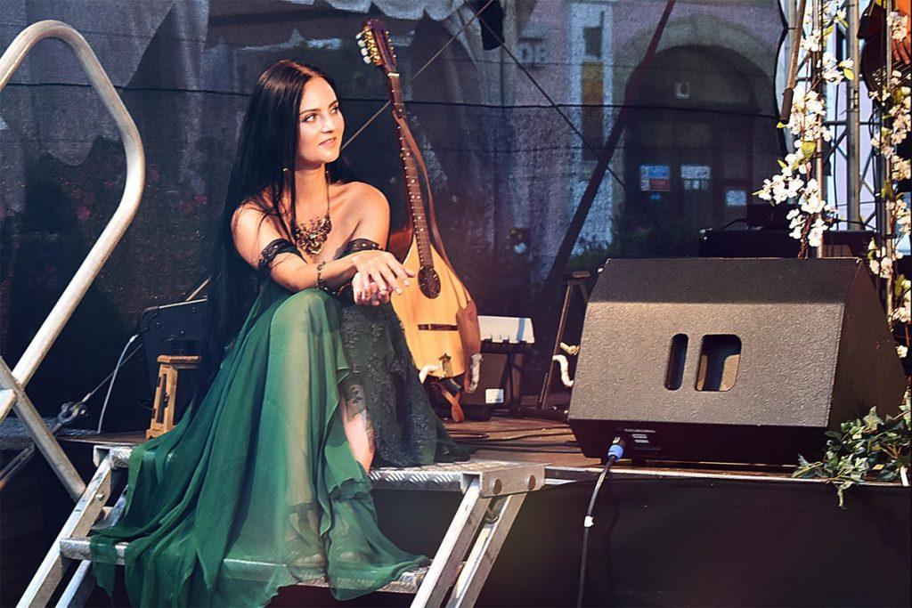 Tempus zpěvačka Linda